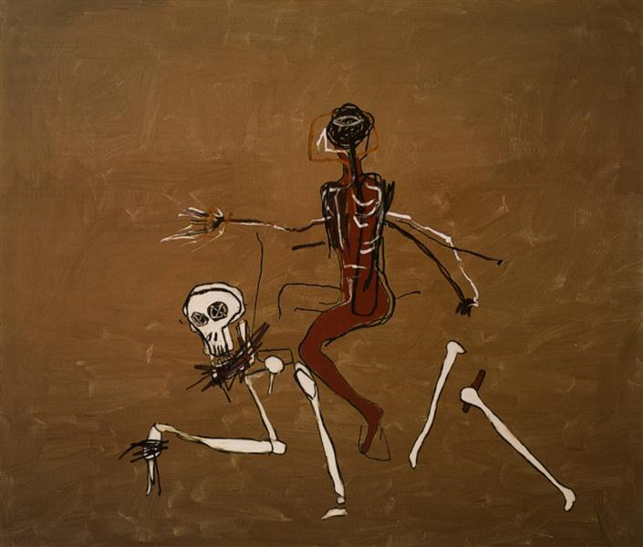 Examining The Ontology Of Posthumous Artworks Brought To Market In New Form, Regardless Of What Basquiat And Warhol May Have Intended