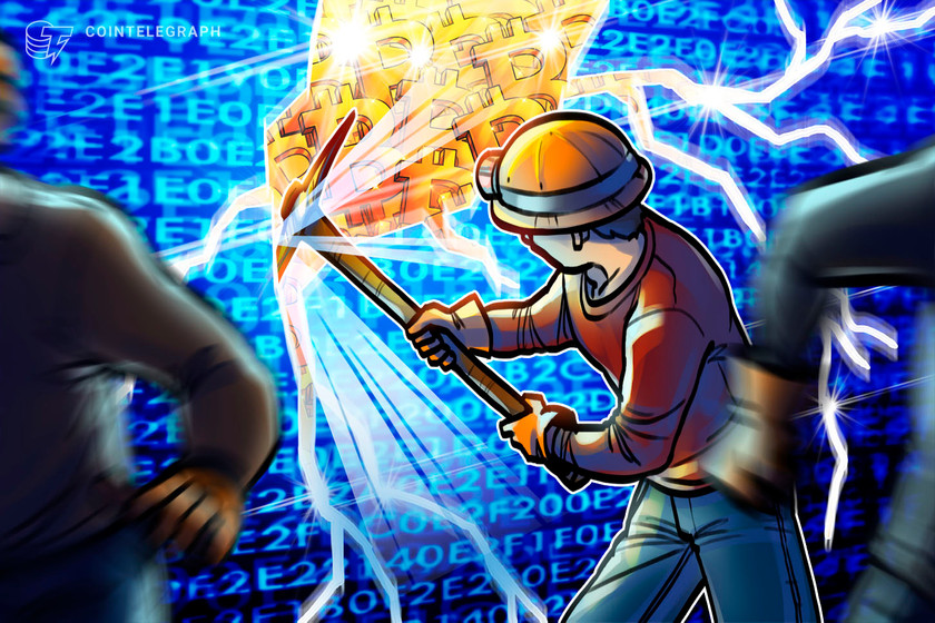 Riot Blockchain reports 1,540% increase in quarterly revenue from Bitcoin mining