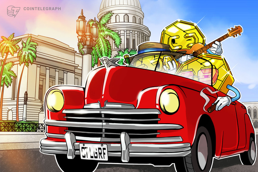 Cuba set to recognize and regulate cryptocurrency