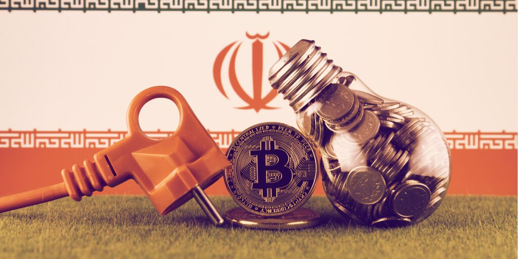 Iran to Lift Ban on Bitcoin Mining Next Month: Reports
