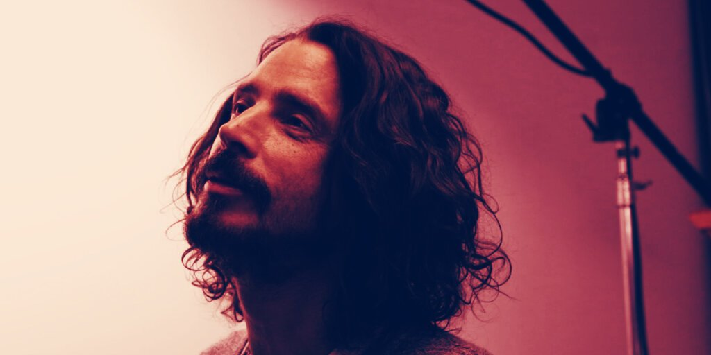 Chris Cornell's Last Photoshoot to Be Auctioned as NFTs on Ethereum