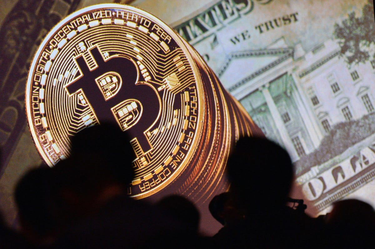 The IRS Goes Undercover As A Bitcoin Trader In $180,000 Sting