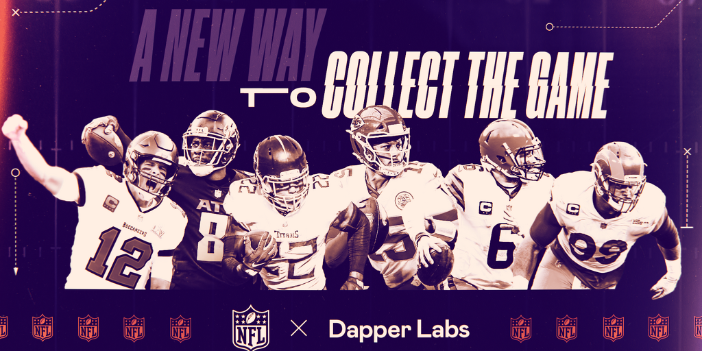 NFL NFTs Will Be 'Very Different' Than NBA Top Shot, Says Dapper Labs