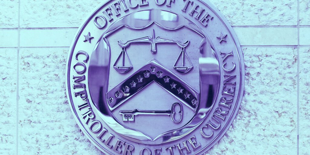 OCC Chief Calls Crypto, DeFi 'Fools Gold'