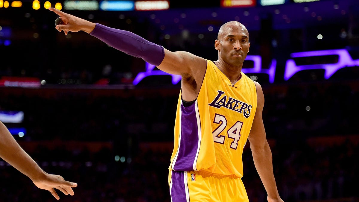 Kobe Bryant-Inspired NFT Project Attracting Athletes, Fans, Philanthropists And Sports Bettors