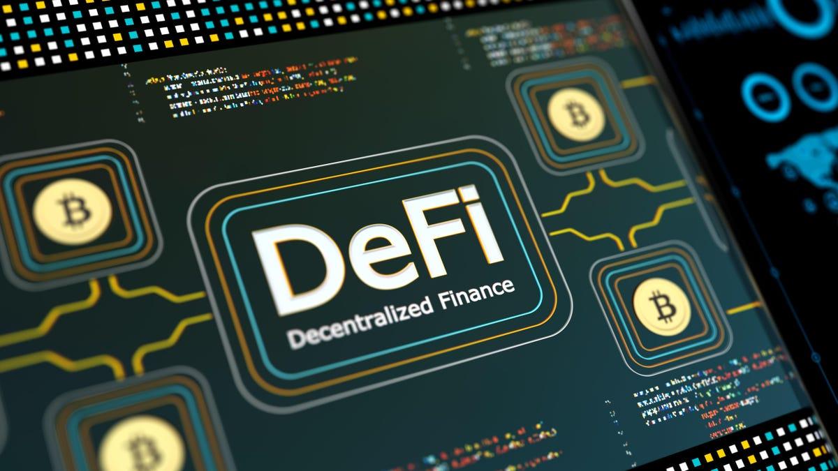 DeFi Gains From China Crypto Ban