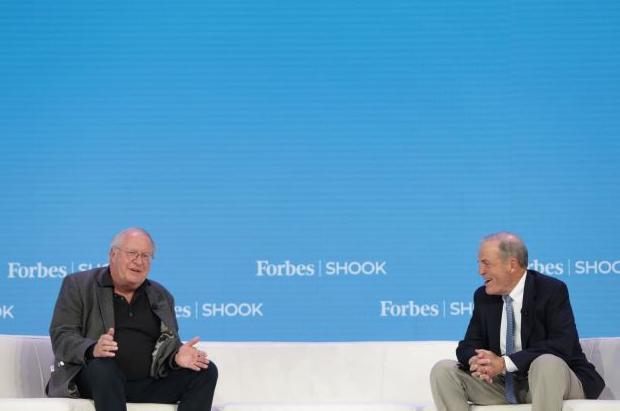 Legendary Value Investor Bill Miller Still Buying Bitcoin, Plus Vroom, GM And Tupperware