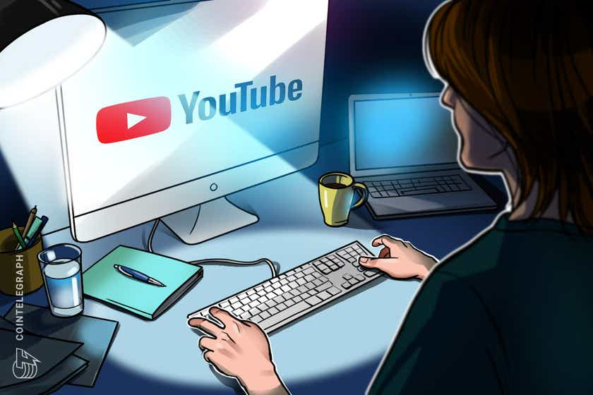 YouTube deletes and restores Bitcoin bull Anthony Pompliano's channel