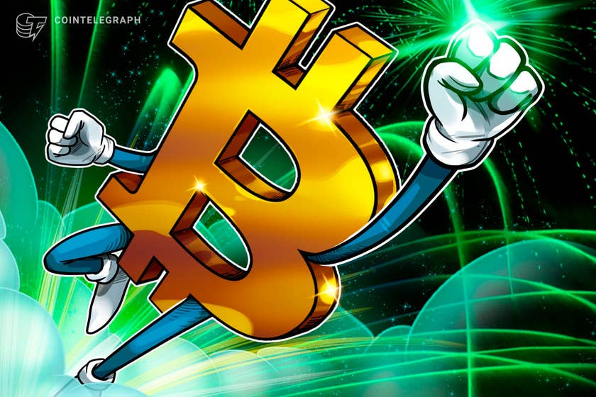 'Say hi to Uptober' — Bitcoin price surges above $47K in minutes liquidating $270M in shorts