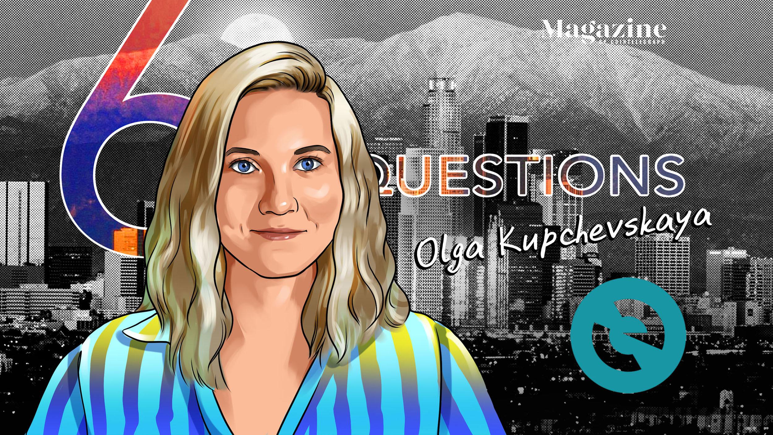 6 Questions for Olga Kupchevskaya of MyEtherWallet – Cointelegraph Magazine