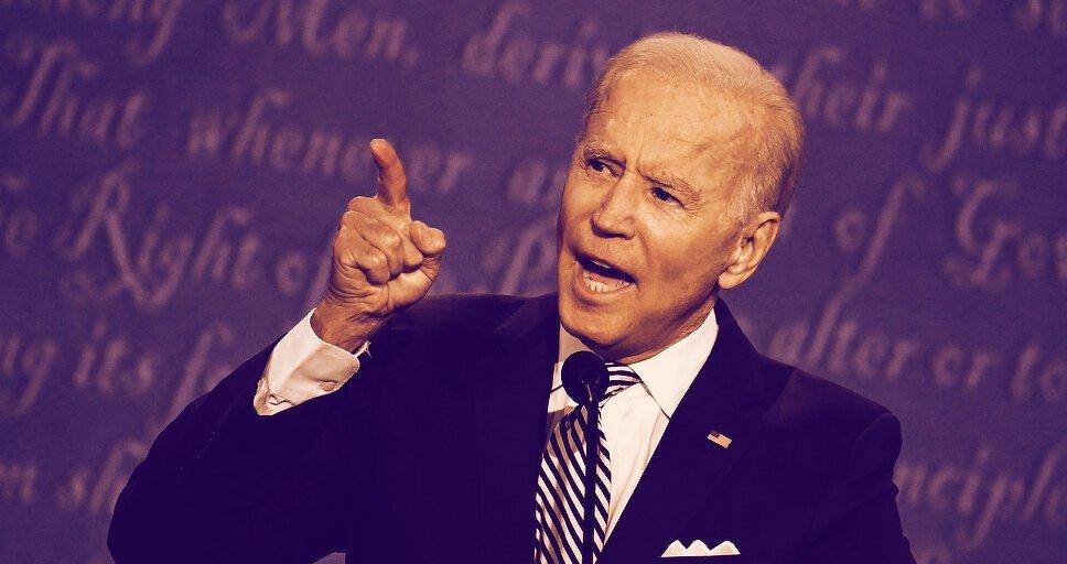 Biden Plans Executive Order to Crack Down on Crypto: Report