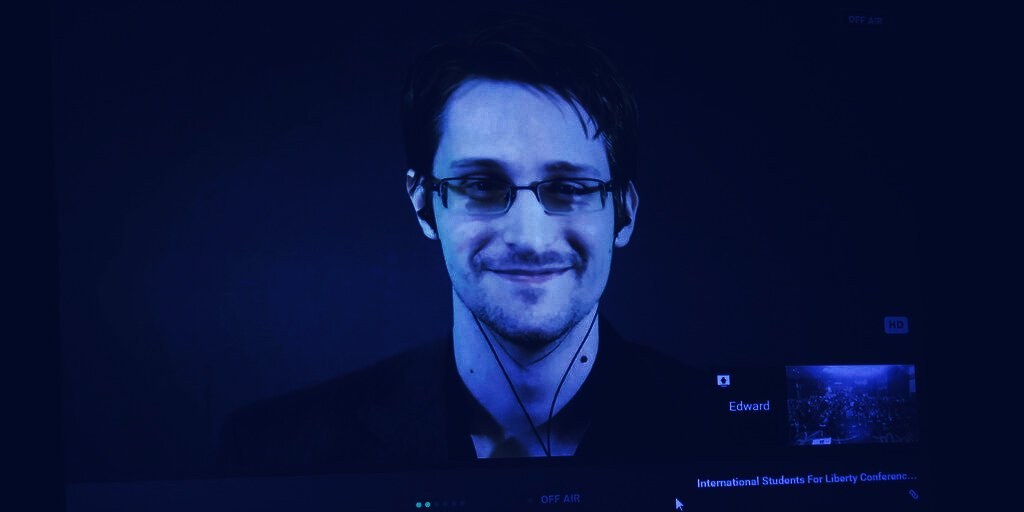 Bitcoin Is Stronger After China's Crypto Ban: Edward Snowden
