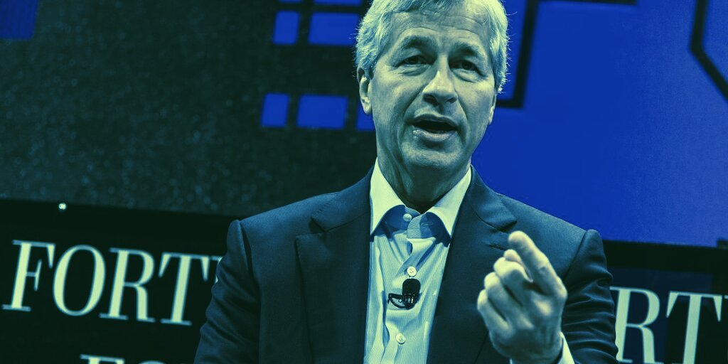 'Bitcoin Is Worthless, Our Clients Disagree': JP Morgan CEO Jamie Dimon