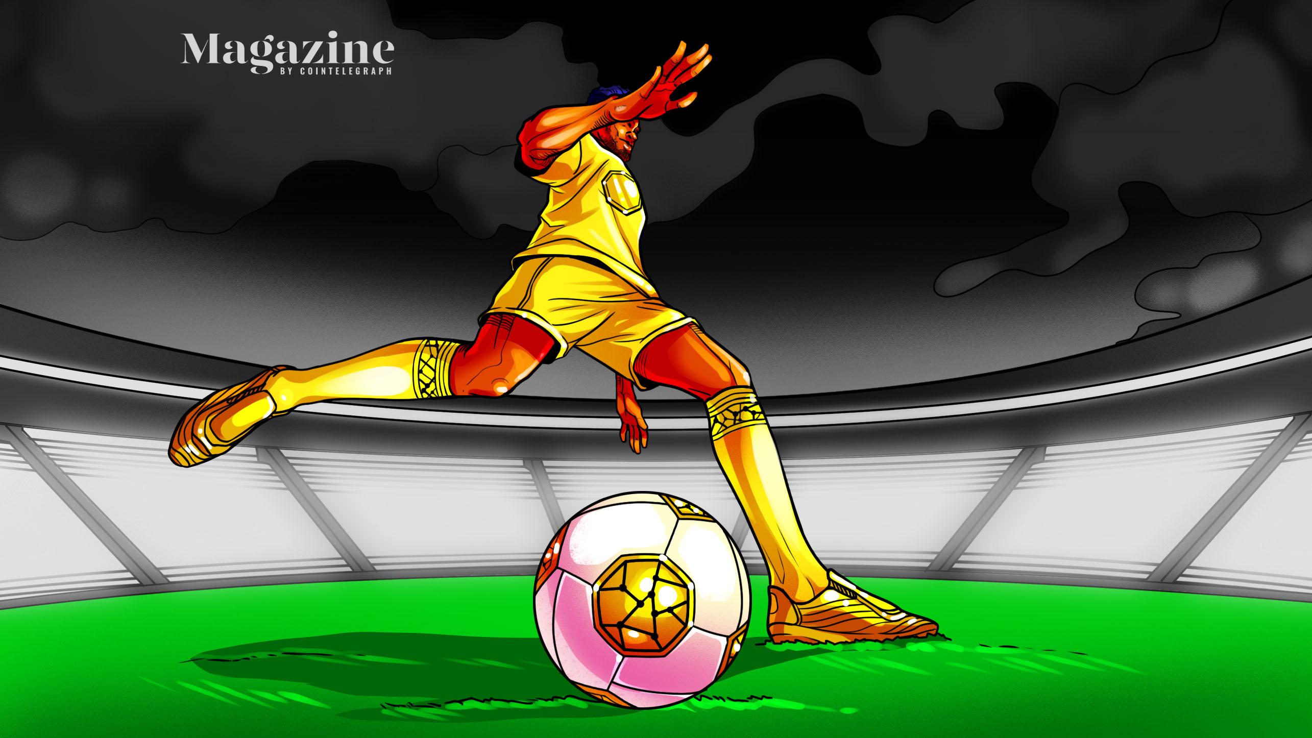 Crypto scoring big with European football – Cointelegraph Magazine